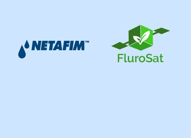 NETAFIM INTEGRATES FLUROSAT'S REMOTE SENSING TECHNOLOGY INTO ITS DIGITAL IRRIGATION MANAGEMENT PLATFORM NETBEAT™