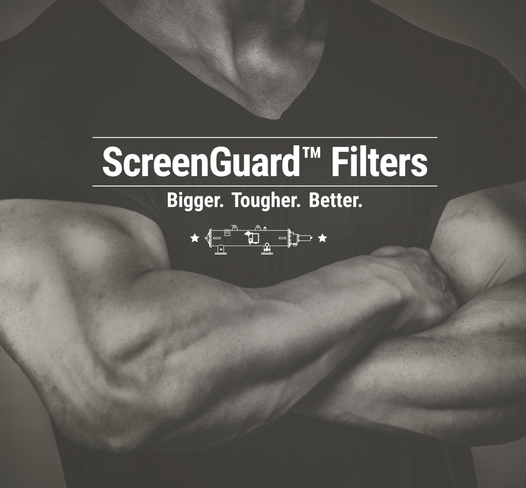 Screen filters - ScreenGuard™ | Netafim