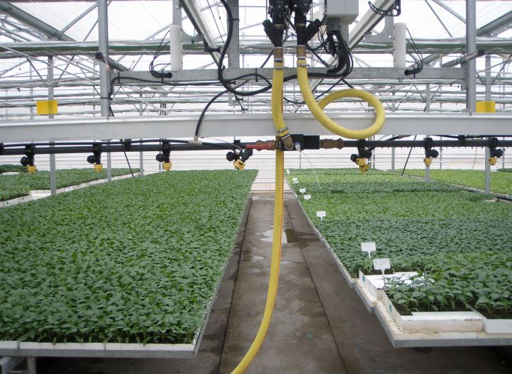 Nursery growing systems