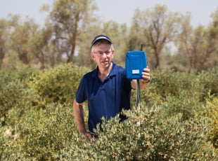 Innovating for irrigation efficiency
