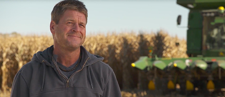 Netafim Drip Irrigation for Corn in USA: Dan Luepkes's story
