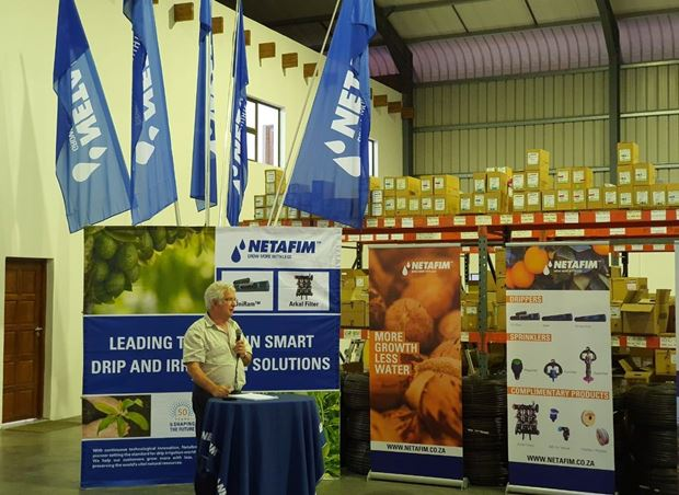 Netafim South Africa goes bigger and better